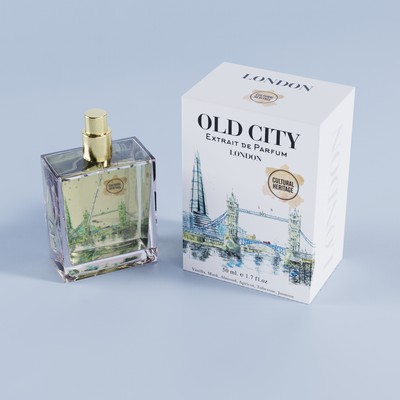 Old City 50 ml Extrait de Parfum London