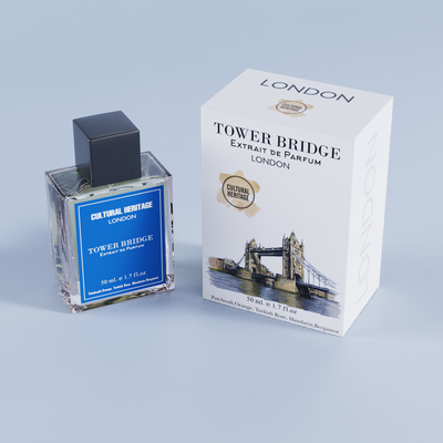 Tower Bridge 50 ml Extrait de Parfum London